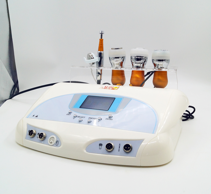 Link: Au-1011 portable electroporation Ultrasonic face cooling and face lifting no needle mesotherapy beauty machine