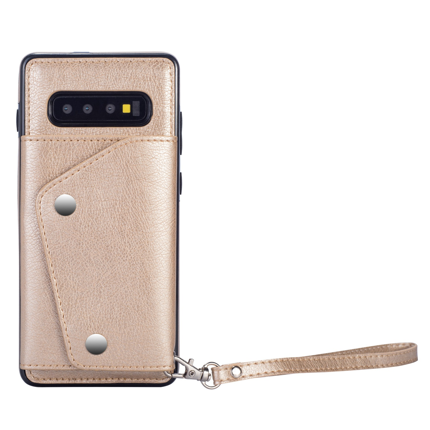 Multifunction Card Slots Wallet Flip TPU Leather Case for Samsung Galaxy S10 S10e Leather Case