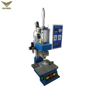 Price Manual Heat Staking Machine for Inserting Metal Screw Nut