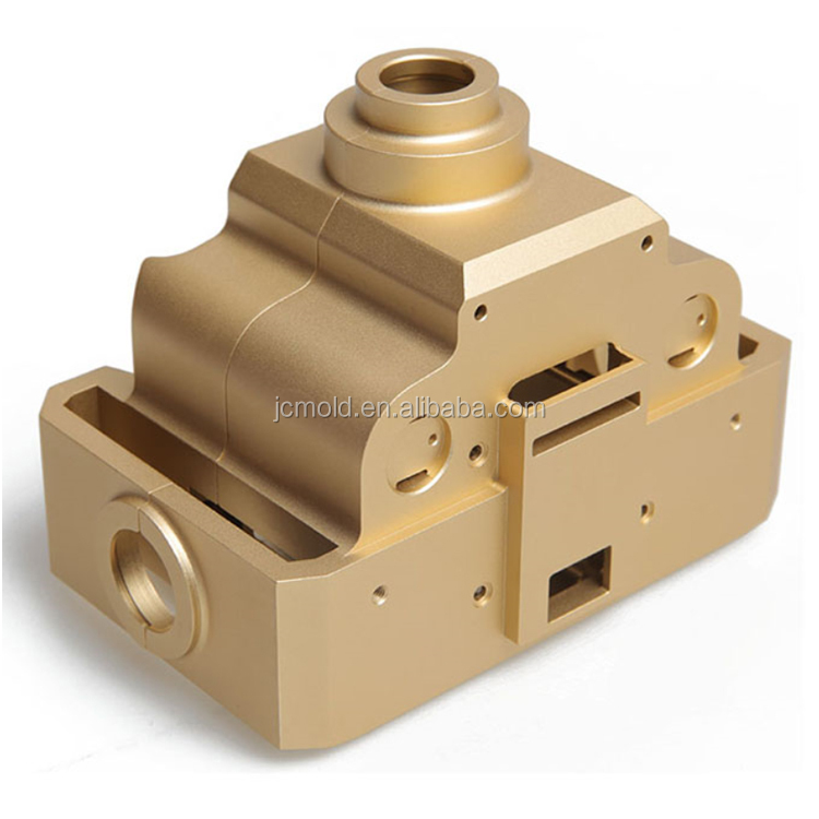 Good quality cnc milling machining parts made in China