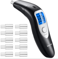 Easy to Use FDA Approved Ketone Meter Breathalyzer for Ketone Diet People
