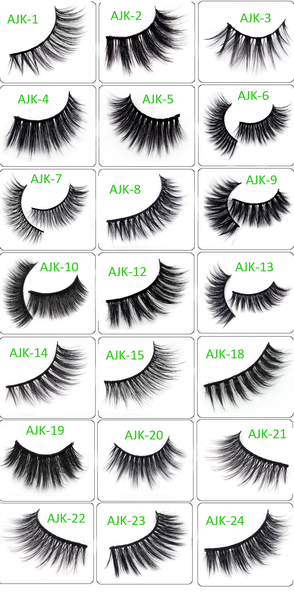 Best Sellers 2018 Private Label Premium Silk Full Strips Lashes 3d Faux Mink Eyelash