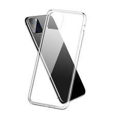 Factory Soft TPU Back Cover For iPhone XI Case Clear Transparent TPU <strong>Phone</strong> Case For iPhone 11 Case