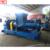 rubber crushing cleaning machine