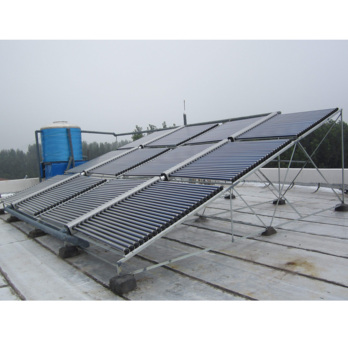 Separated Solar Collector for home used solar water heater