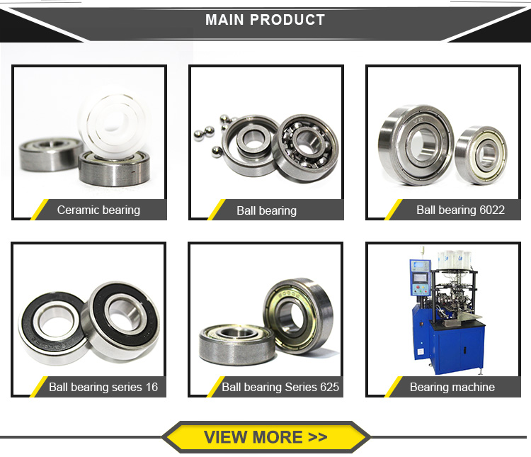 High quality factory direct sales OEM 698 6900 6901 6902 6903 deep groove ball bearing