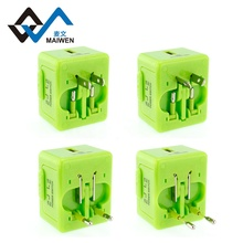 OEM / ODM Newest Fashion World Travel Multifunction Switch Power Adapter AU EU US UK Plug