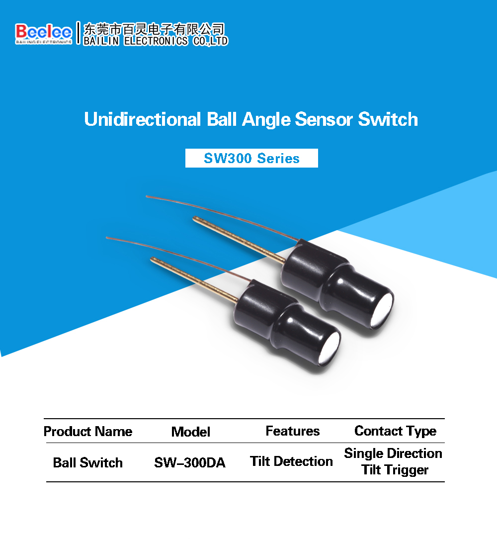 tilt sensor switches sw-300da ball sensor switch