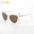 Osicare 2019 trendy high quality cat eye acetate sunglasses polarized and lab for women men
