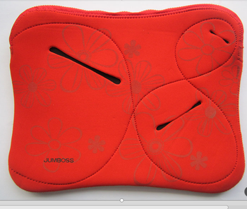 Newest insulated neoprene laptop sleeve with zipper