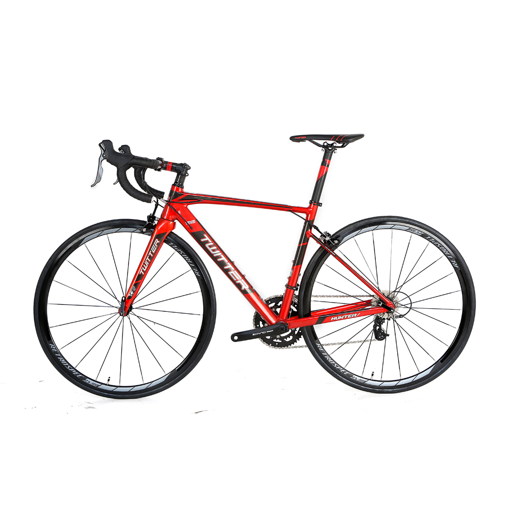 Chinese brand bicycle R7000 22 speed complete 700C lightweight aluminium alloy road bike <strong>105</strong>