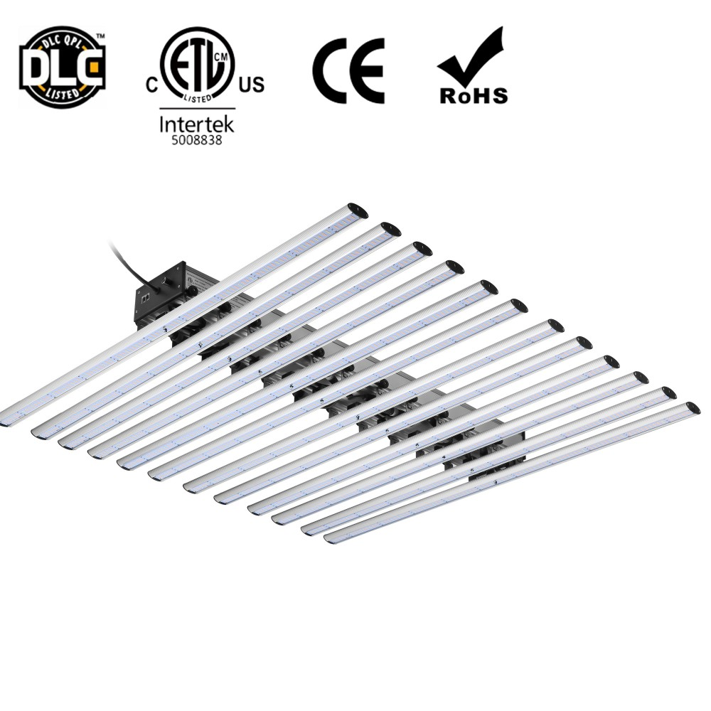 Hidroponía De Alta Calidad Veg & Bloom 320W 640W 850W 1000WaLED Grow Lights Plantas De Interior