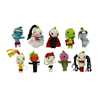 Customable Small Capsules Toys Cool Fun Assorted Theme Character Voodoo Dolls for Vending Machines