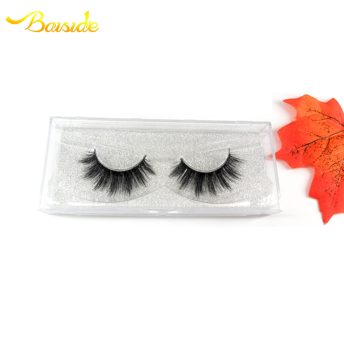 3d False Eyelashes Manufacturers Private Label Faux Mink Silk Lashes Vendor