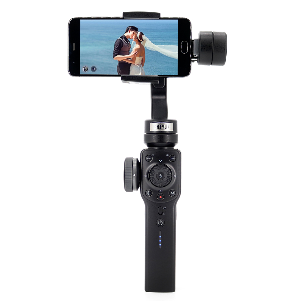 2019 Hot sale Smooth 4 smartphone stabilizer 3 Axis gimbal stabilizer for smartphone and mobile in store dropshipping