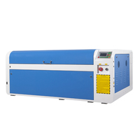 Applicable to crystal paper embossed 1060 type laser engraving cutting machine