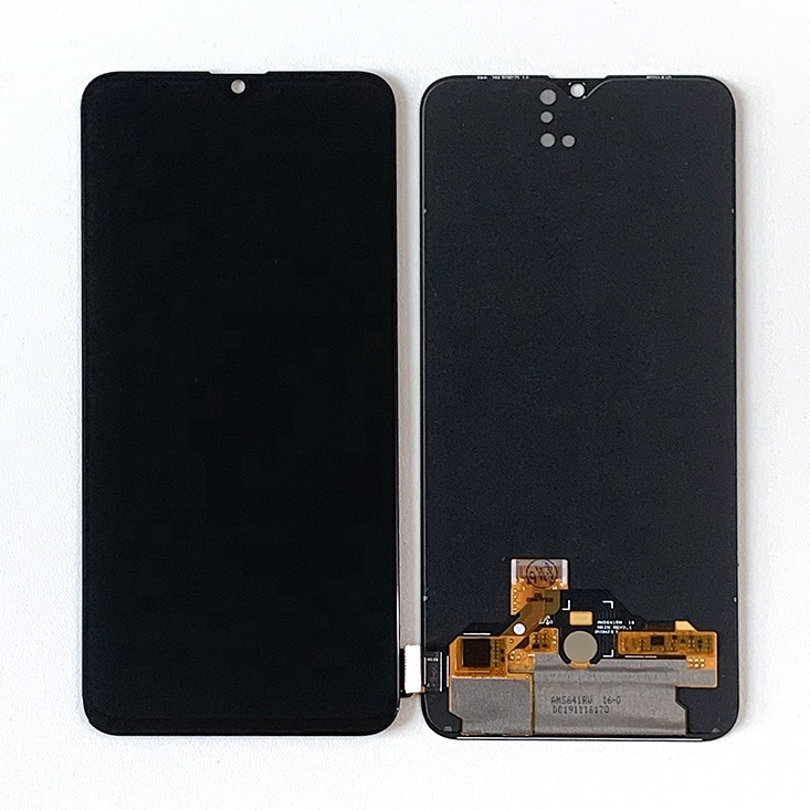 Original For OPPO Reno <strong>Z</strong> PCDM10 CPH1979 Amoled Touch Screen LCD Display Touch Digitizer Panel Assembly For OPPO K5 LCD Screen