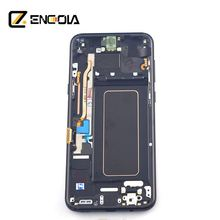 Wholesale hot selling model for Samsung phone mobile touch <strong>screen</strong> <strong>Digitizer</strong> Replacement for Samsung S8 plus LCD G955 display
