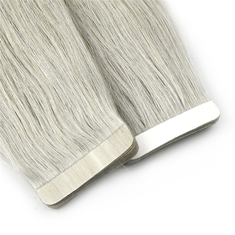 Free Sample K.S WIGS PROMO Top Quality Virgin Hair 100 Remy <strong>Human</strong> Double Drawn Tape Hair Extensions
