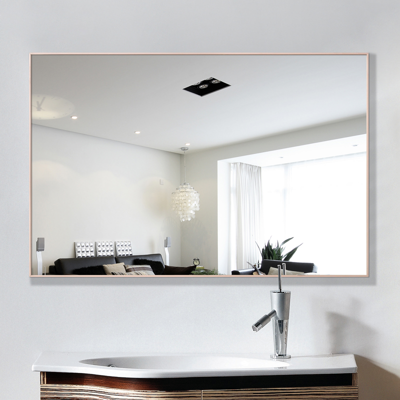 Mirror Design <strong>Frame</strong> Wall Bathroom Golden Magnificent Mirror <strong>Frame</strong> for home decorative hanging glass <strong>frames</strong>