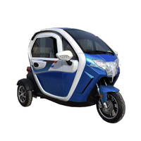 New Trend Two Seats Cheap Price Mini Electric Car For Recreational cars