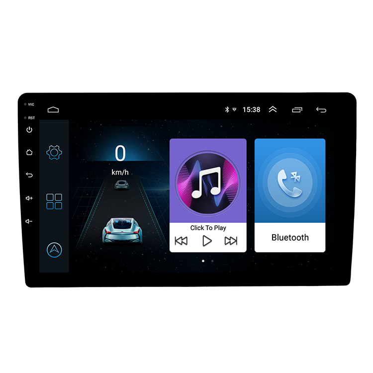 New Arrival High Quality Factory Wholesale Universal 9 Inch Stereo Navigation Car Android Gps