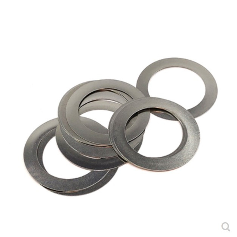 DIN988  m16x22 High Precision Stainless Steel Sealing Thin Flat Shim Washer Thickness 0.1mm  0.2mm  0.3mm  0.5mm