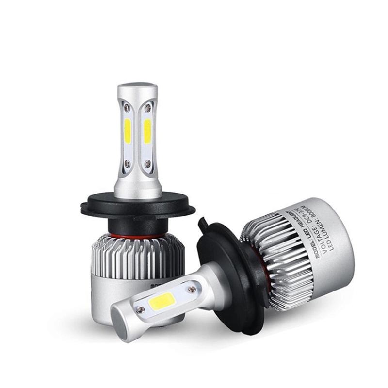 S2 Mini <strong>Led</strong> Auto Headlight Bulbs 30W Automotive Car Lights 12V 24V 9005 9006 H7 <strong>LED</strong>