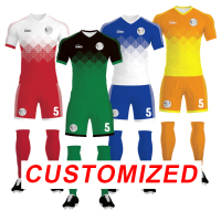 Wholesale men's jersey shirt custom football jerseys