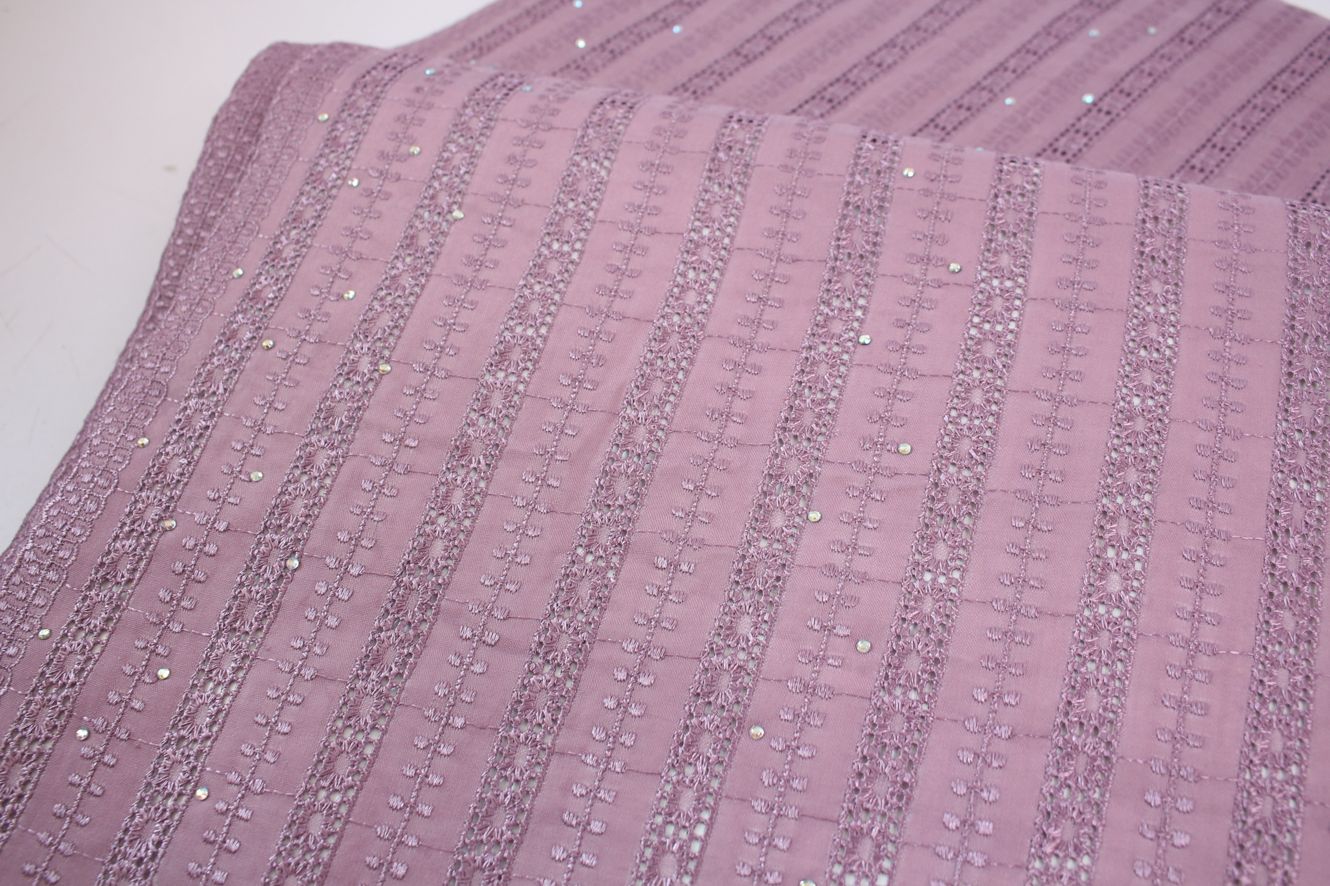 New arrival fashion african embroidery cotton swiss voile lace fabric