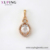 36054  xuping New Wholesale Price Drop Shape Large Zircon Pendant Without Necklace
