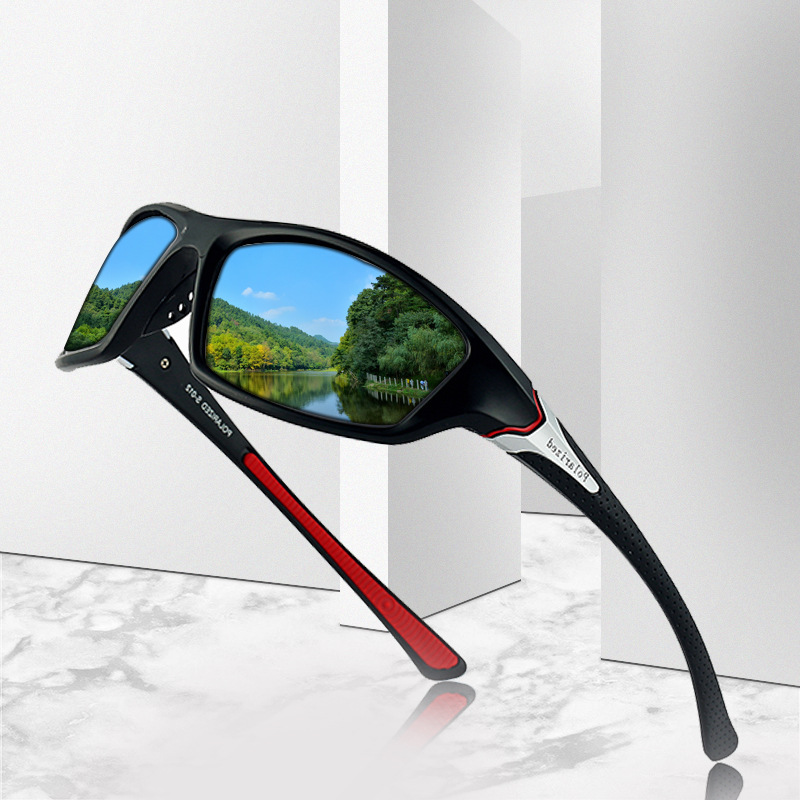 2020 Sunglasses New Trend Fashion Sports Outdoor Polarized UV400 Colorful Sun Glasses For Men Women <strong>D120</strong>