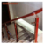 Laminated tempered glass railing/balustrade/handrail for shopping mall
