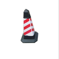 reflective fabulous quality best selling warning traffic cone for road