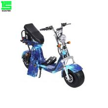 2020 Hot sale fat tire Electric motorcycle 2 wheel citycoco scooter adult electric scooter 1500W <strong>X10</strong>