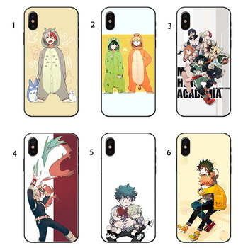 Hot Anime My Academia Customized Design Case Cover Protective Mobile Phone Case