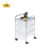 Office&Kitchen Metal 3 Tier Small Rolling Storage Cart Easy Assemble