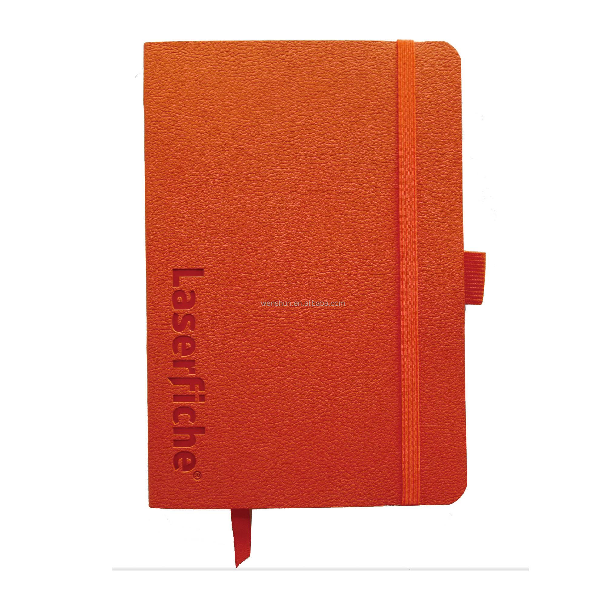 2020 New Arrivals Soft Cover A5 Leather Journal Notebook