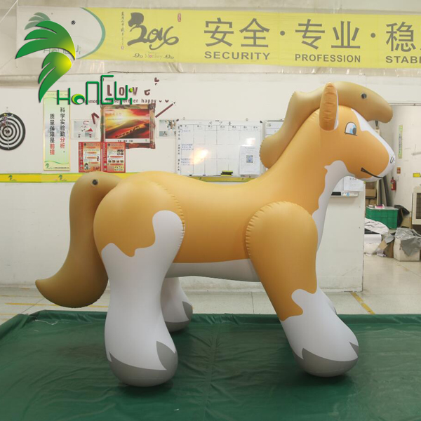 Custom Inflatable Horse Inflatable Horse Hongyi Giant Inflatable Sexy Horse For Man