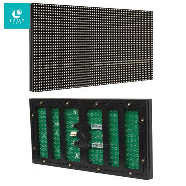 Levt <strong>p10</strong> smd indoor led display single red shop wall <strong>module</strong> vide outdoor color screen