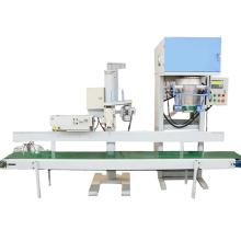 <strong>Rice</strong> filling and sealing machine baging bag sewing