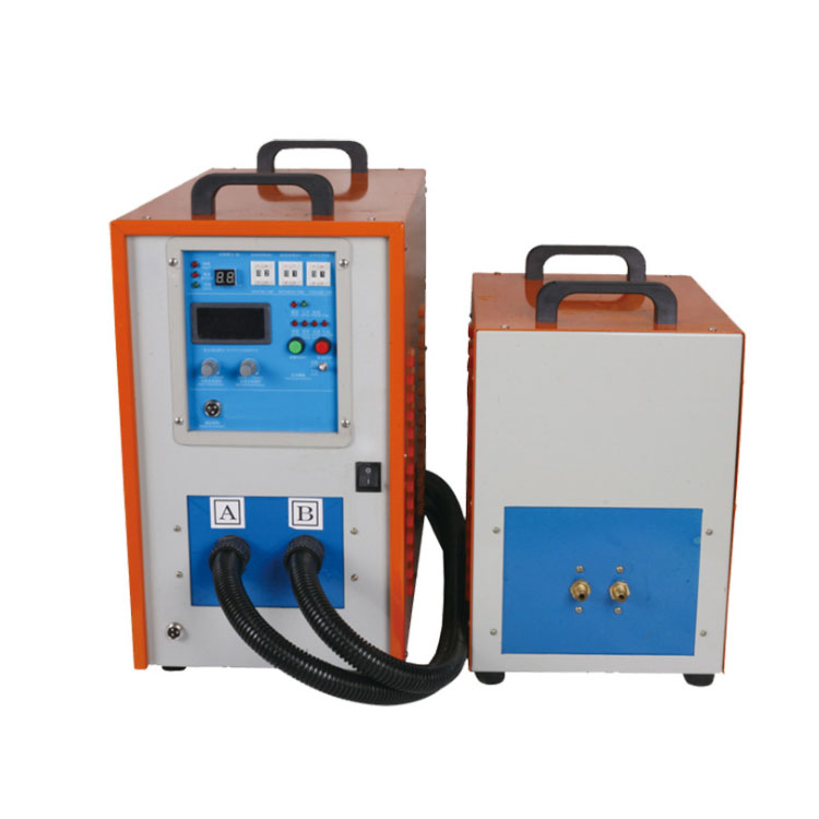 Light and Convenient Induction Heater Induction Heating Power Supply 25kw