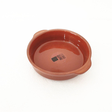 Cookware Natural Terracotta Round Dish