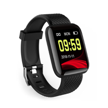 116 Plus <strong>Smart</strong> <strong>watch</strong> Wristband Sports Fitness <strong>Smart</strong> Bracelet band Blood Pressure Measurement <strong>Watches</strong> Pedometer Smartband <strong>Watch</strong>