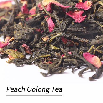 Wholesale Custom Exotic Popular Best Loose Leaf Decaffeinated Herbal MarigoMango Black Tea Blends/Blended Black Tea/Flavored Tea