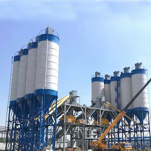 Vertical 80 tons Bolted Cement Storage Silo