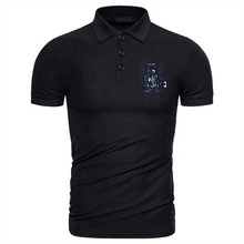 Projeto R2 <strong>D2</strong> DIY <strong>OEM</strong> Men Custom Poloshirt polo shirt collar stays women printed 100 cotton tshirts wholesale y-3 new classic