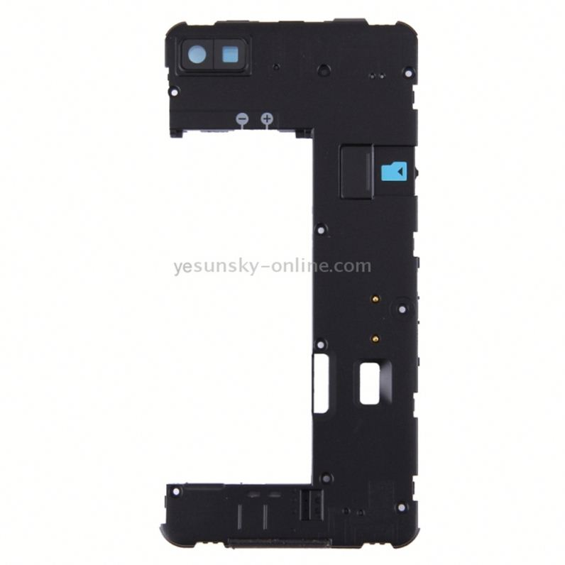Back Plate Housing Camera Lens Panel for BlackBerry <strong>Z10</strong> (-2 Version)