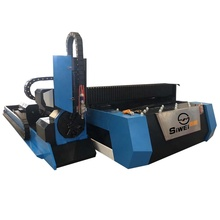 2018 Hot Sale fiber cutting <strong>laser</strong> machine From China SIWEI <strong>Laser</strong> FD3015 4000W for hot sale