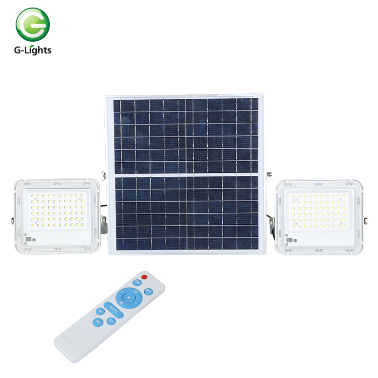 High lumen Bridgelux smd IP65 Waterproof Outdoor Aluminum 60 100 150 <strong>w</strong> solar led floodlight